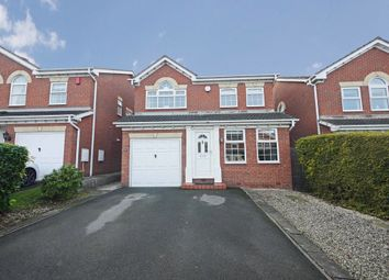 Thumbnail 4 bed detached house for sale in 10, Green Row, Methley, Leeds, West Yorkshire