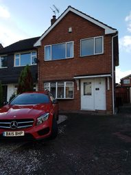 Thumbnail 3 bedroom semi-detached house to rent in Rayford Drive, West Bromwich