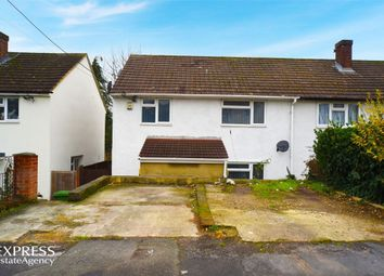 Thumbnail 3 bed semi-detached house for sale in Holtspur Avenue, Wooburn Green, High Wycombe, Buckinghamshire