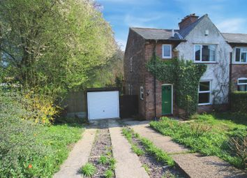 Thumbnail 3 bed terraced house for sale in Caunton Avenue, Mapperley, Nottingham