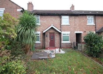 Thumbnail 3 bed terraced house for sale in Bucklow Avenue, Partington, Manchester