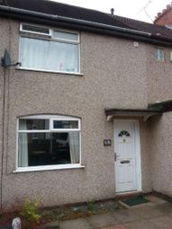 Thumbnail 3 bedroom property to rent in Coventry CV1, Seagrave Road - P2096