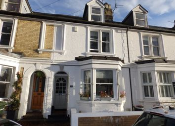Thumbnail 3 bed terraced house to rent in Buckingham Road, Tunbridge Wells