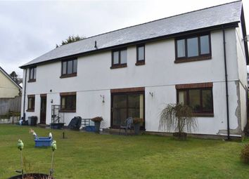Thumbnail 4 bed detached house for sale in Golwg Yr Ogof, Pencader
