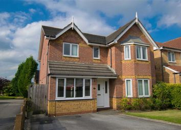 Thumbnail 4 bed detached house for sale in Rowans Close, Stalybridge