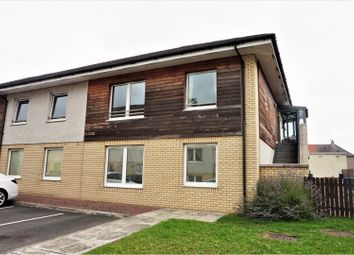 Thumbnail 2 bed flat for sale in East Burn Court, Kirkcaldy