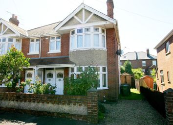 Thumbnail 2 bedroom maisonette to rent in Eastbourne Avenue, Shirley, Southampton