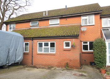 Thumbnail 3 bed terraced house for sale in Spartina Drive, Lymington, Hampshire