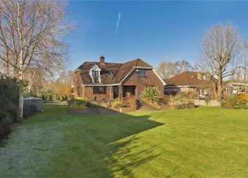 4 bed detached house to rent in Hamm Court, Weybridge, Surrey KT13