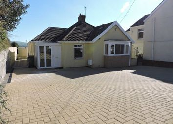 Thumbnail 4 bed detached bungalow for sale in Alexander Road, Rhyddings, Neath