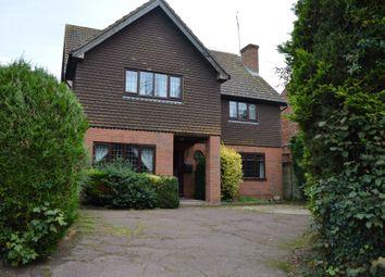 Thumbnail 6 bed detached house for sale in 215 Faversham Road, Kennington, Ashford, Kent