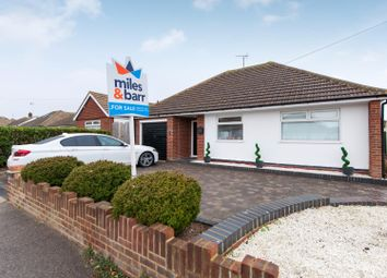 Thumbnail 3 bed detached bungalow for sale in 17 Clarence Avenue, Cliftonville, Margate