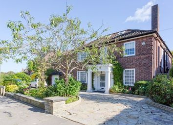 Thumbnail 5 bed detached house for sale in Holne Chase, Hampstead Garden Suburb