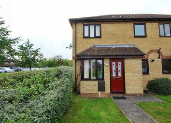 Thumbnail 1 bed terraced house to rent in Groundsel Close, Walnut Tree, Milton Keyens