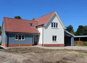 Thumbnail 3 bed detached house to rent in Church Row, Framsden, Stowmarket