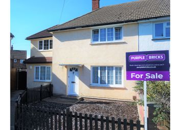4 bed end terrace house for sale in Thursley Crescent, Croydon CR0