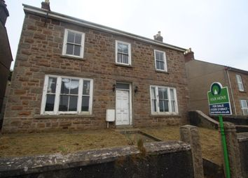 Thumbnail 4 bed detached house for sale in Agar Road, Illogan Highway, Redruth