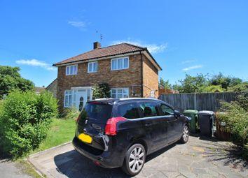 Thumbnail 4 bed semi-detached house to rent in Stevenage Crescent, Borehamwood
