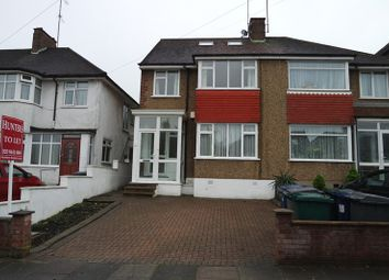 Thumbnail 4 bed semi-detached house to rent in Calton Road, New Barnet, Barnet