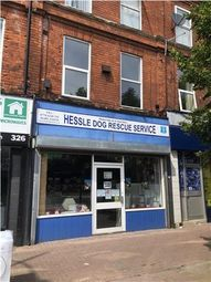 Thumbnail Retail premises for sale in 324 Hessle Road, Hull, East Yorkshire