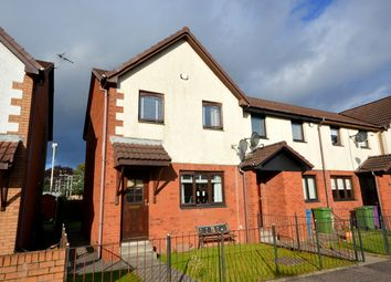 Thumbnail 3 bed end terrace house for sale in Harbury Place, Glasgow