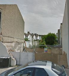 Thumbnail Land for sale in Goldstone Street, Hove