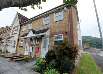 Thumbnail 2 bed end terrace house for sale in Bagle Court, Port Talbot
