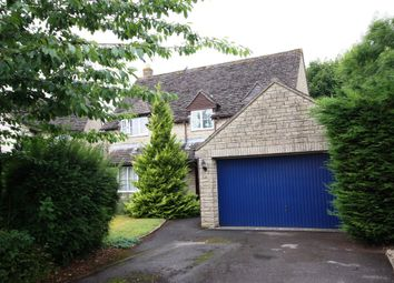 Thumbnail 4 bed detached house for sale in Stonecote Ridge, Bussage, Stroud