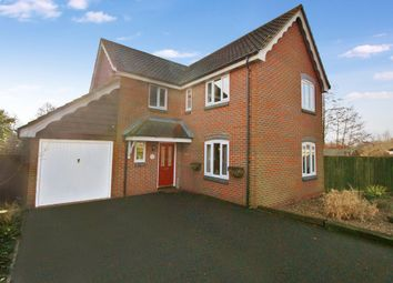Thumbnail 4 bedroom detached house for sale in Horsbeck Way, Horsford, Norwich