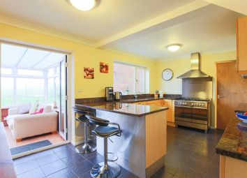 Thumbnail 5 bed detached house for sale in Bradenham Road, Shipdham, Thetford