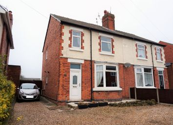 Thumbnail 3 bed semi-detached house for sale in Newlands Road, Riddings, Alfreton