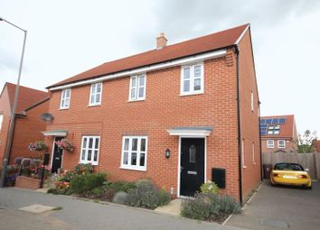 Thumbnail 2 bed semi-detached house to rent in Pillow Way, Buckingham