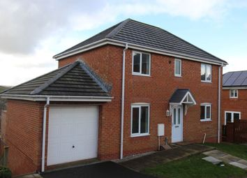 Thumbnail 4 bed detached house for sale in Sandby Close, Bacup