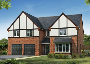"Thumbnail 5 bedroom detached house for sale in ""The Dunstanburgh"" at London Road, Retford"