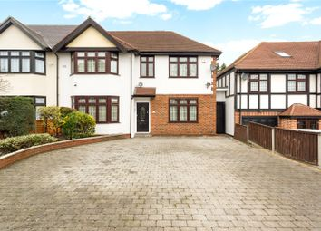 6 bed semi-detached house for sale in Palmerston Road, Buckhurst Hill, Essex IG9