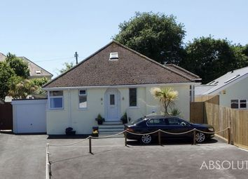 Thumbnail 4 bed detached bungalow for sale in Lyndhurst Avenue, Kingskerswell, Newton Abbot