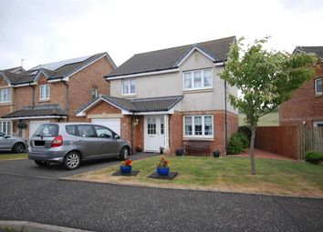 Thumbnail 3 bed detached house for sale in Barga Gardens, Saltcoats