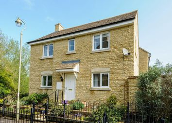 Thumbnail 3 bedroom detached house for sale in Park View Lane, Witney