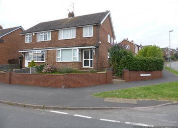Thumbnail 3 bedroom semi-detached house for sale in Low Leys Road, Bottesford, Scunthorpe