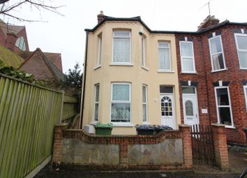 Thumbnail 3 bed end terrace house for sale in Sussex Road, Gorleston