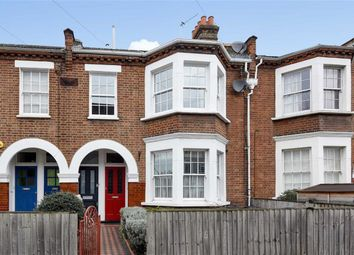 Thumbnail 4 bed flat for sale in Burntwood Lane, Earlsfield