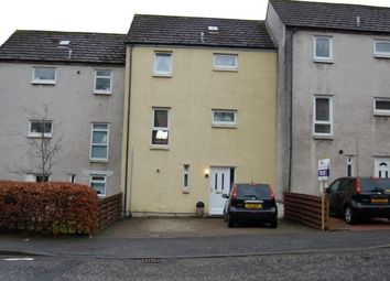 Thumbnail 3 bed town house to rent in Mains Drive, Erskine