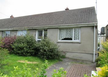 Thumbnail 2 bed semi-detached bungalow for sale in 3 Westgate, Dwrbach, Scleddau, Fishguard, Pembrokeshire