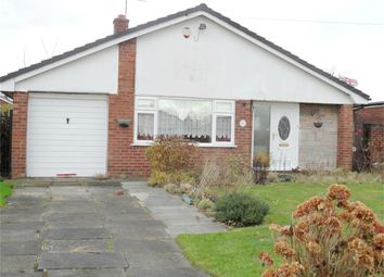 Thumbnail 3 bed detached bungalow for sale in Falcondale Road, Winwick, Warrington, Cheshire