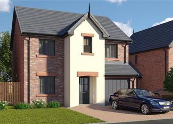 Thumbnail 4 bed detached house for sale in The Wreay, St. Cuthberts Close, Off King Street, Wigton