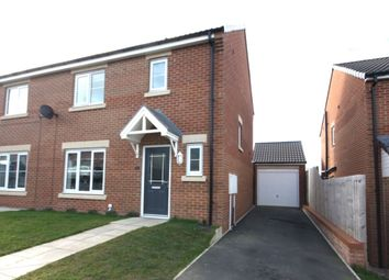 3 bed semi-detached house for sale in Foundry Way, Guisborough TS14