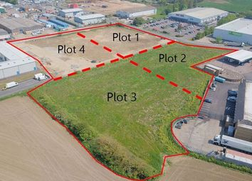 Thumbnail Land for sale in 4 Plots Of Land, Phoenix Enterprise Park, Lowestoft Industrial Estate