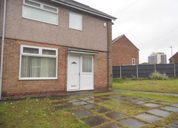 Thumbnail 2 bedroom end terrace house for sale in Cleethorpes Avenue, Blackley