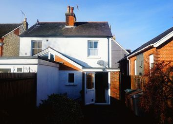 Thumbnail 2 bed cottage to rent in Grove Road, Alton