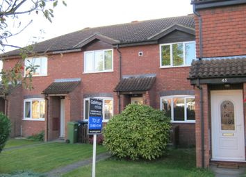 Thumbnail 2 bedroom terraced house to rent in Bodiam Way, Eynesbury